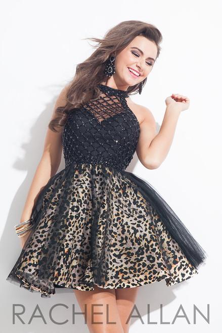 Rachel Allan 4072 Cocktail Dress
