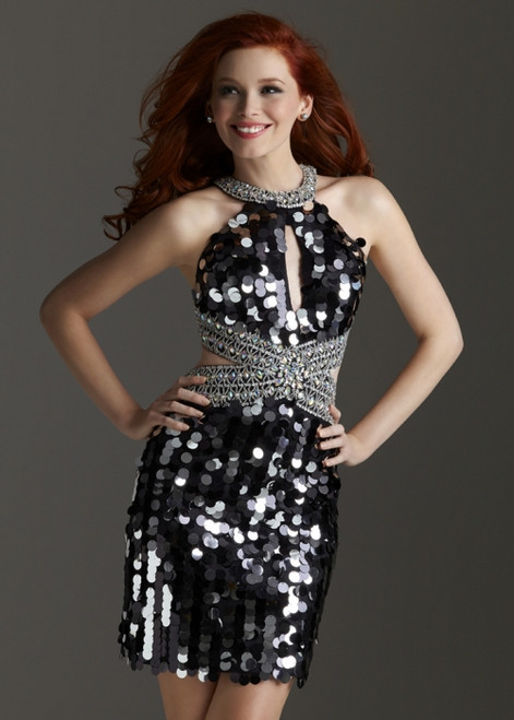 Clarisse Homecoming Cocktail dress 2224