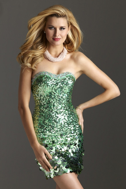 Clarisse Homecoming Cocktail Dress 2214