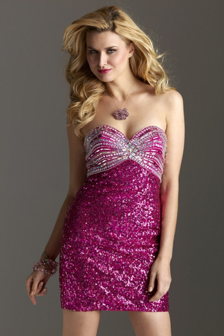 Clarisse Homecoming Cocktail Dress 2209