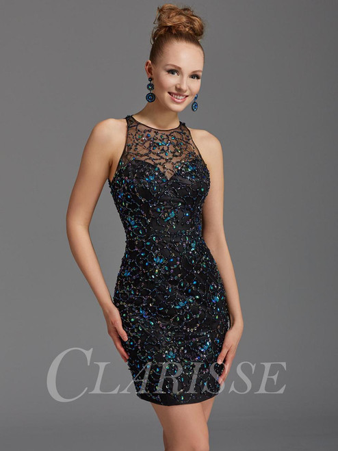 Homecoming Dress by Clarisse 2937