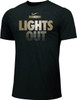 Nike Youth Boxing Lights Out Cotton Tee - Black