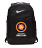 Nike UWW Brasilia Backpack - Black/White