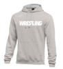 Nike Men's Wrestling Club Fleece Hoodie - Grey