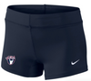 Nike Women's USAW Performance Game Short - Navy