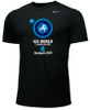 Nike Men's UWW U23 World Championships Tee - Black