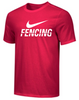 Nike Men's Fencing Tee - Red