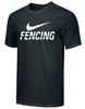 Nike Men's Fencing Tee - Black