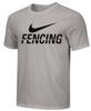 Nike Men's Fencing Tee - Grey