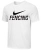 Nike Men's Fencing Tee - White