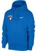 Nike Men's USAW Club Fleece Full Zip Hoodie - Royal