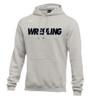 Nike Men's Wrestling Club Fleece Hoodie - Grey/Black