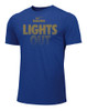 Nike Men's Boxing Lights Out Tee - Royal