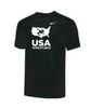 Nike Youth Wrestling Tee - Black/White