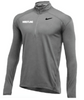 Nike Men's Wrestling 1/2 Zip Top - Grey