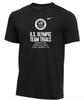 Nike Men's USA Wrestling Olympic Trials Tee - Black