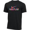 Nike Men's Wrestling Tee - Floral