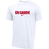 Nike Men's Fencing En Garde Tee - White