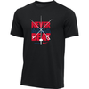 Nike Men's Fencing Never Miss A Beat Tee - Black