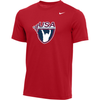 Nike Men's USA Weightlifting  Tee - Red