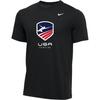 Nike Men's USA Fencing Tee - Black