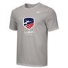 Nike Men's USA Fencing Tee - Grey