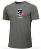 Nike Men's USA Fencing Legend - Carbon Heather/ Black