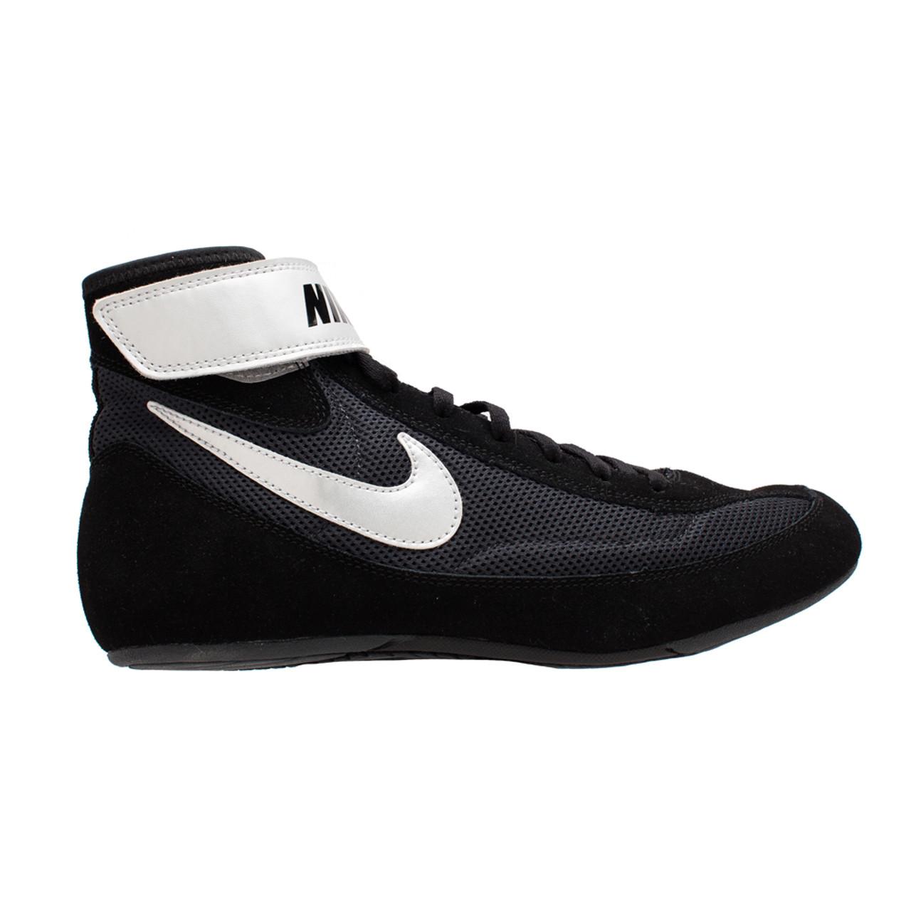 36871a9963a0e Nike Speedsweep VII - Black/Metallic Silver