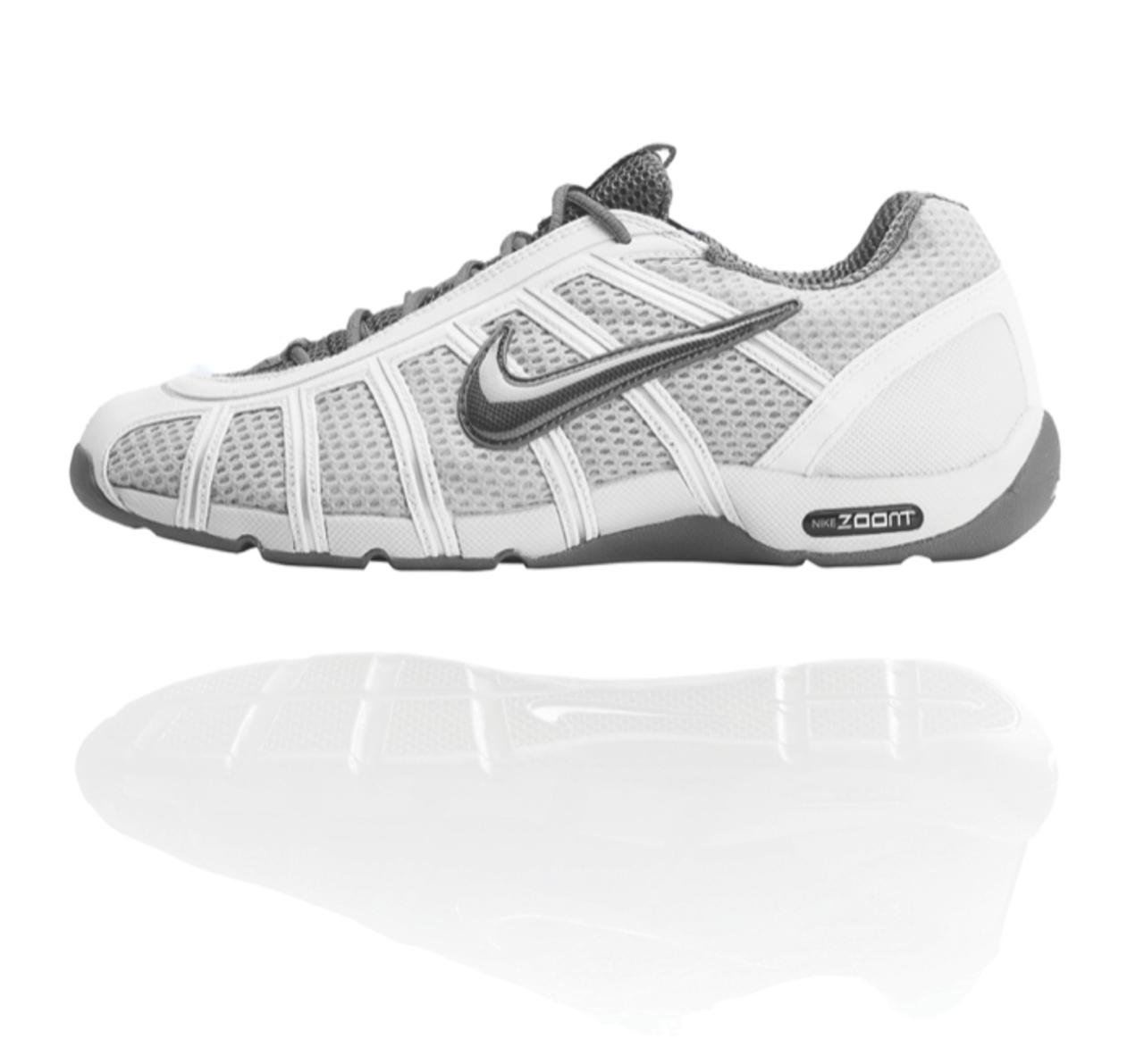 b5f39ed93ebb Nike Air Zoom Fencing Shoe Met Platinum   Black-Flint Gray
