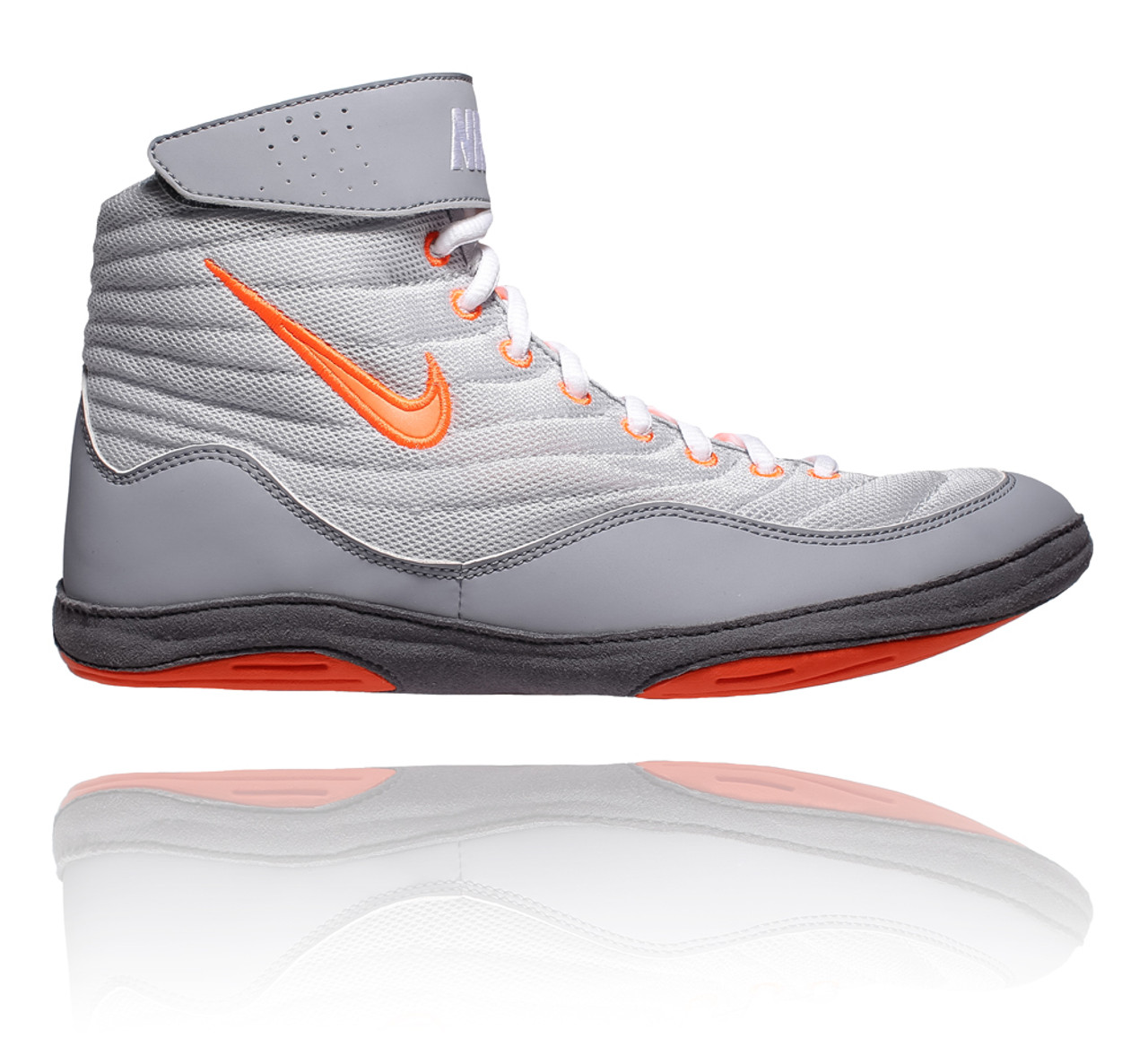 a4fe6b477d83 Nike Inflict 3 - Pure Plat Total Orange Stealth Dark Grey