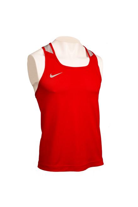 Nike Boxing Tank - Scarlet/Pewter