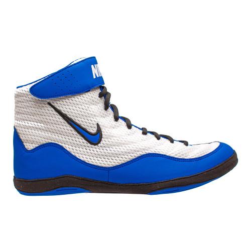 sale retailer 682ff 16176 Nike Inflict 3 - White Game Royal Black