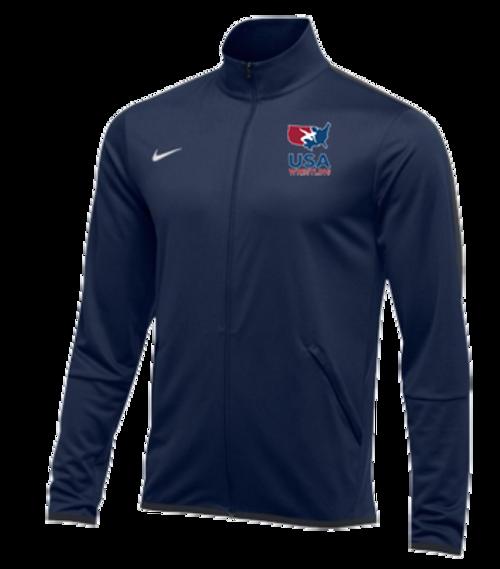 Nike Youth USAWR Epic  Jacket - Navy/Red/White/Navy