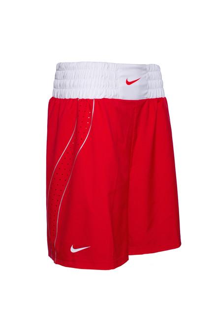 Nike Boxing Short - Scarlet / White
