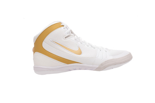 cf4086e26f9d Nike Inflict 3 Limited Edition - White Metallic Gold