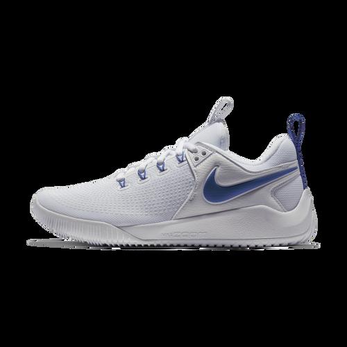 online store 5d243 c2f12 Nike Men s Zoom HyperAce 2 - White Game Royal