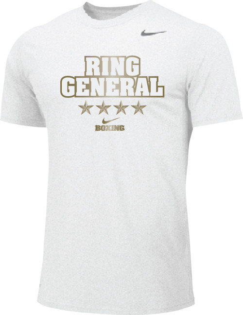 Nike Men's Boxing Ring General Cotton Tee - White