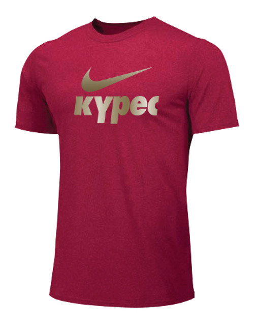 Nike Men's Wrestling Kypec Tee - Red