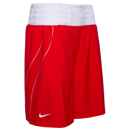 Nike Boxing Competition Short - Scarlet