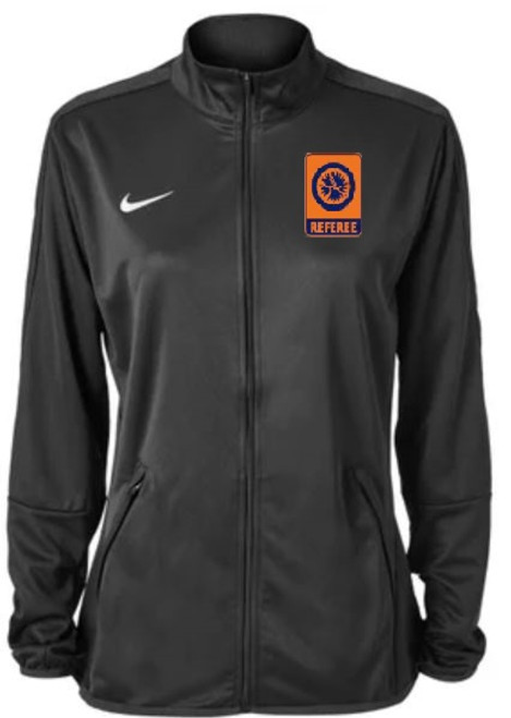 Nike Women's UWW Referee Epic Jacket - Black