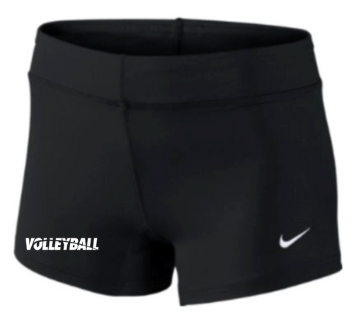 Nike Women's Volleyball Performance Game Short - Black