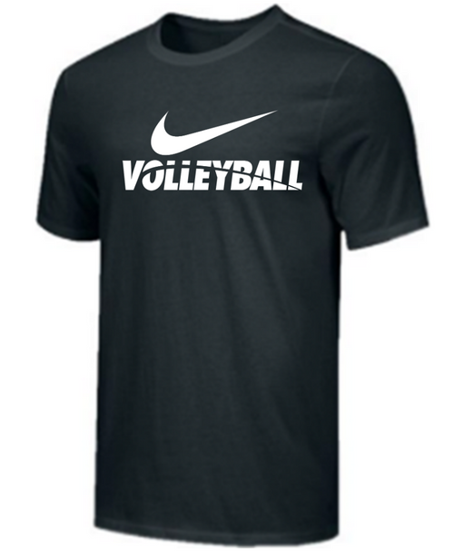 Nike Men's Volleyball Tee - Black