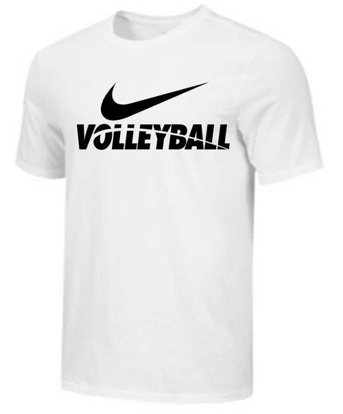Nike Men's Volleyball Tee - White