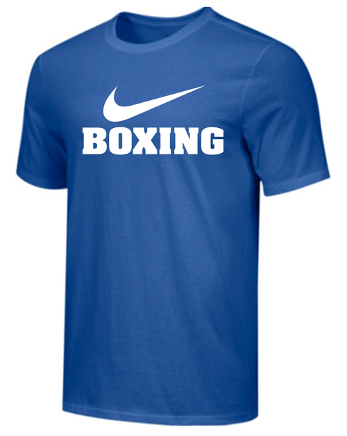 Nike Men's Boxing Tee - Royal