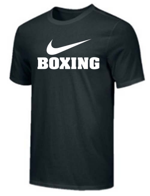 Nike Men's Boxing Tee - Black