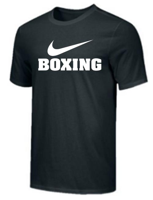 Nike Men's Boxing Tee - Black