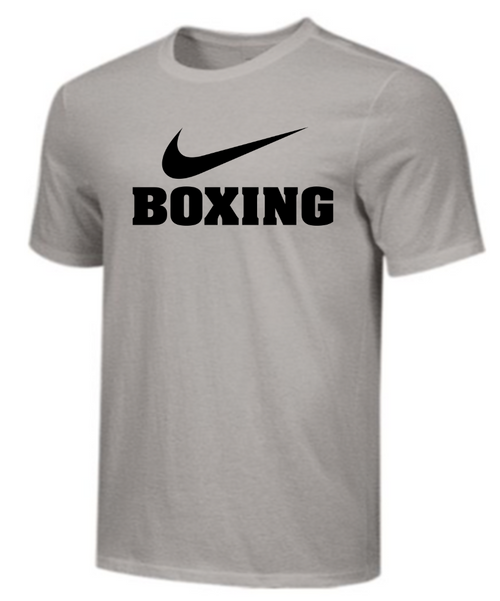 Nike Men's Boxing Tee - Grey
