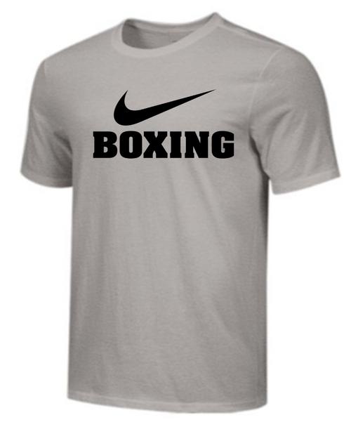 Nike Men's Boxing Tee - Grey