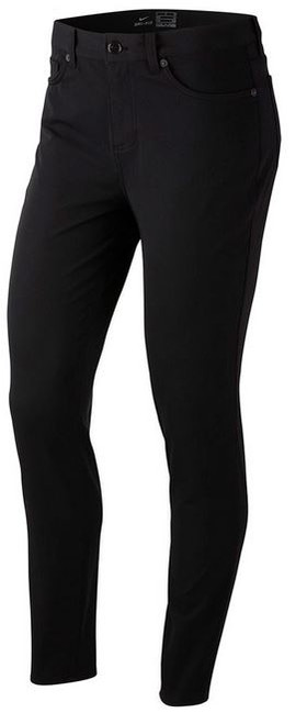 Nike Women's Slim Fit Referee Pants - Black