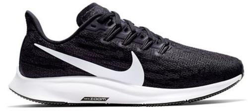 Nike Men's Air Zoom Pegasus 36 - Black/White/Grey